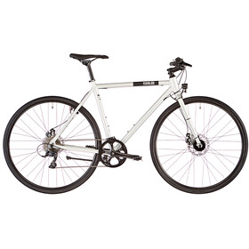 FIXIE Inc. Floater Race 8S Street Flatbar, silver